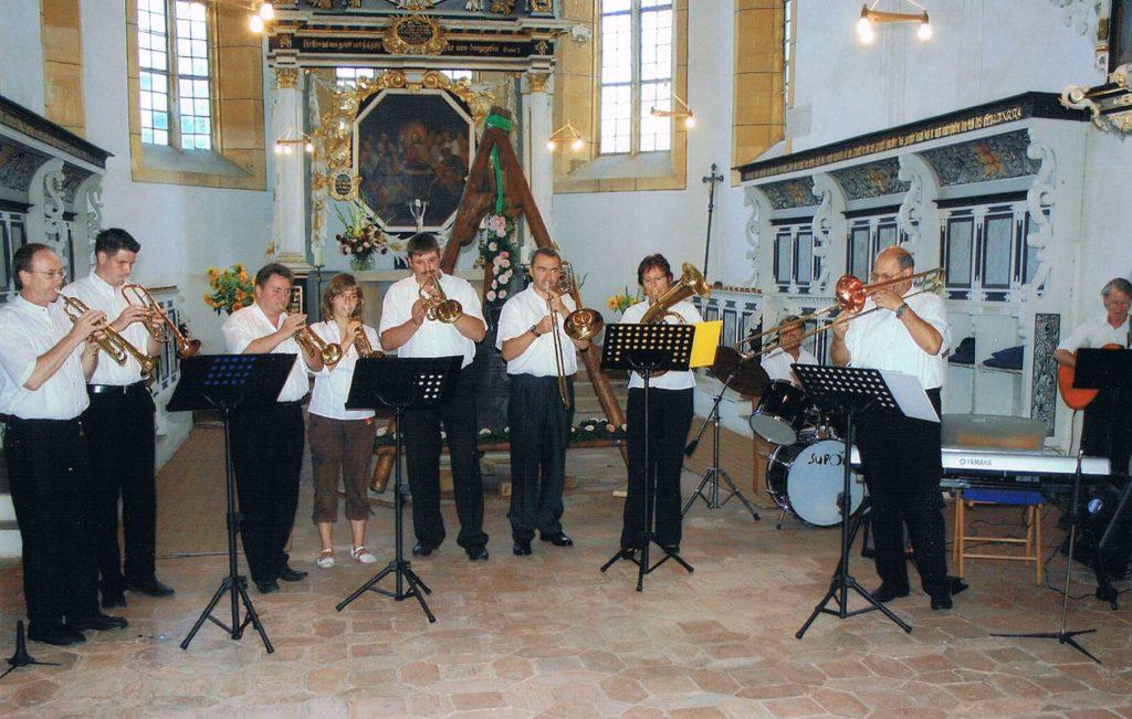 Musikverein Bad Tennstedt e.V., Blaskapelle, Blasmusik, Thüringen