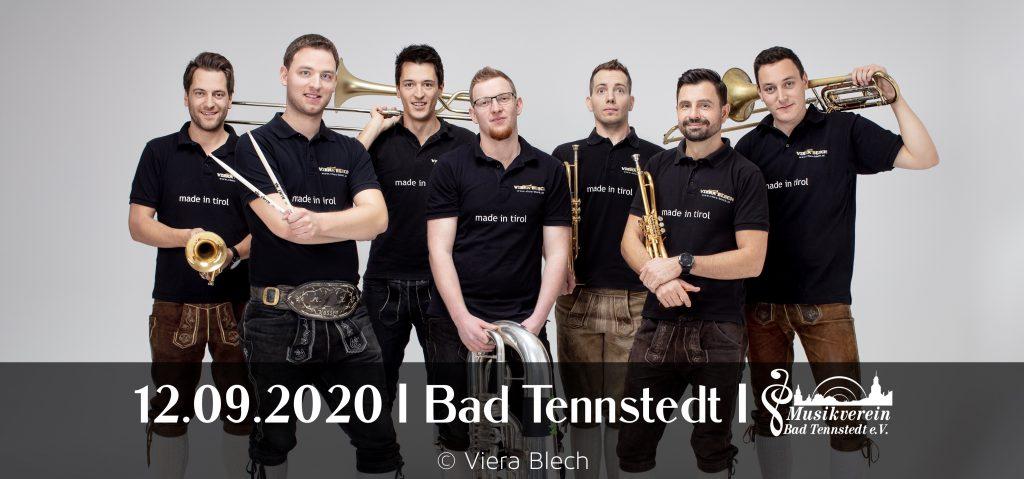 Viera Blech - live in Bad Tennstedt/ Thüringen - am 12. 09.2020