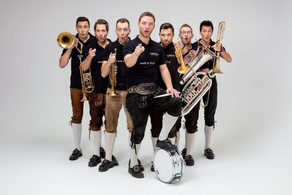 VIERA BLECH, Bad Tennstedt, Thüringen, Konzert, Veranstaltung, 12. September 2020, Blasmusik, Blasmusikfest Bad Tennstedt